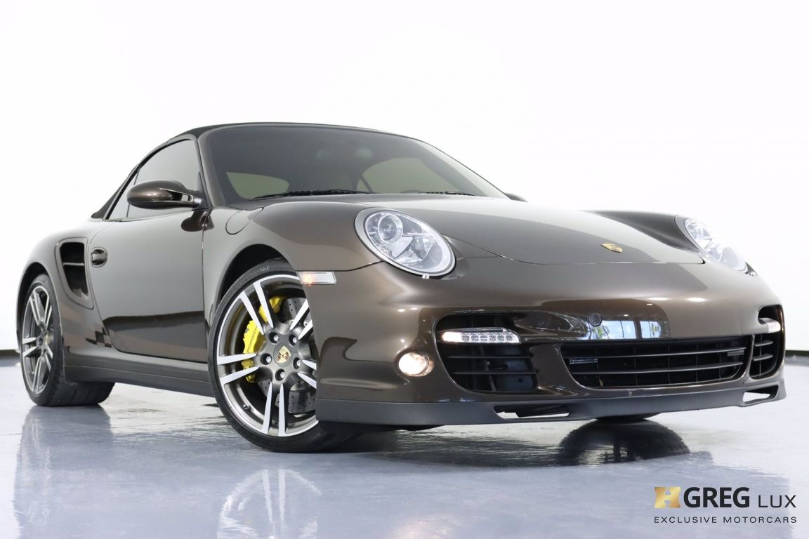 2009 Porsche 911 Turbo #31