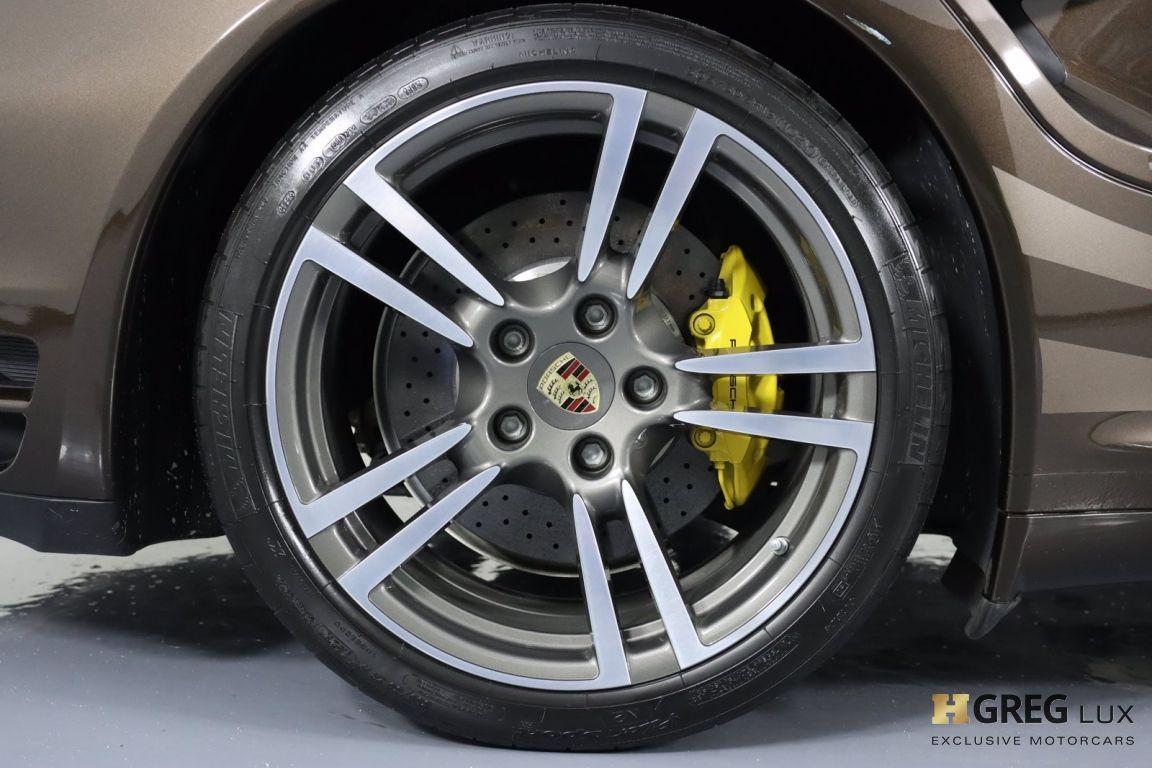 2009 Porsche 911 Turbo #25
