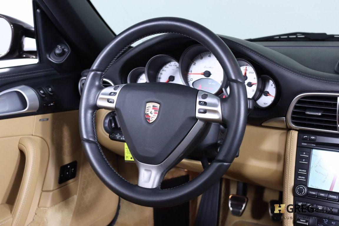 2009 Porsche 911 Turbo #49