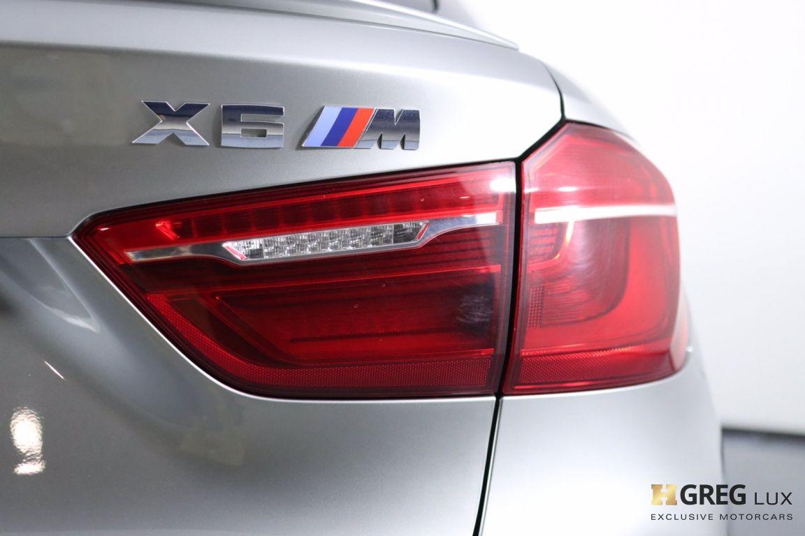 2019 BMW X6 M  #18