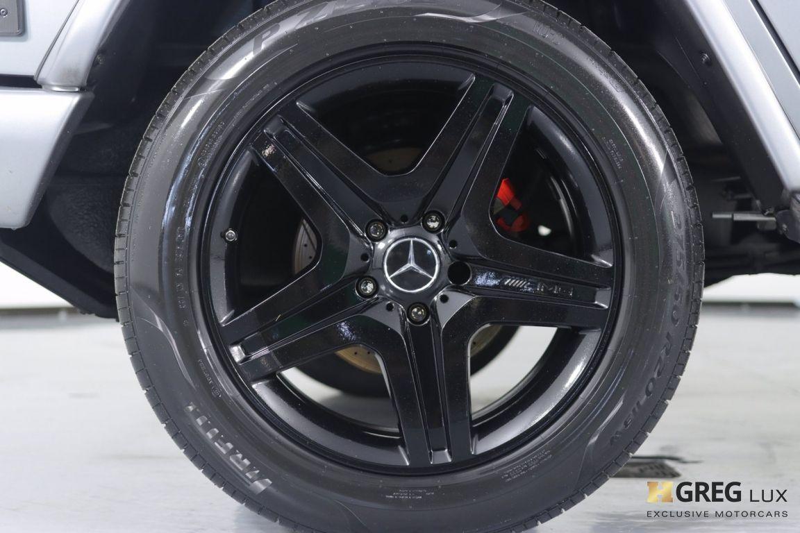2015 Mercedes Benz G Class G 63 AMG #14