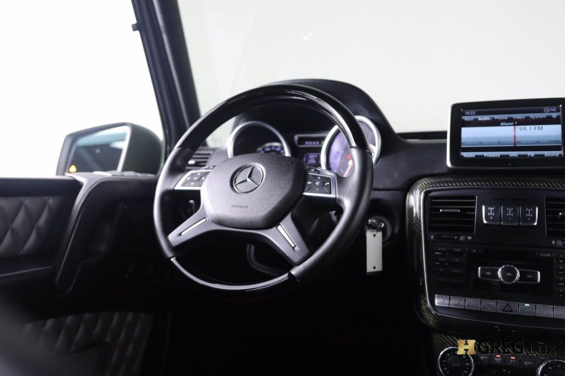2015 Mercedes Benz G Class G 63 AMG #45