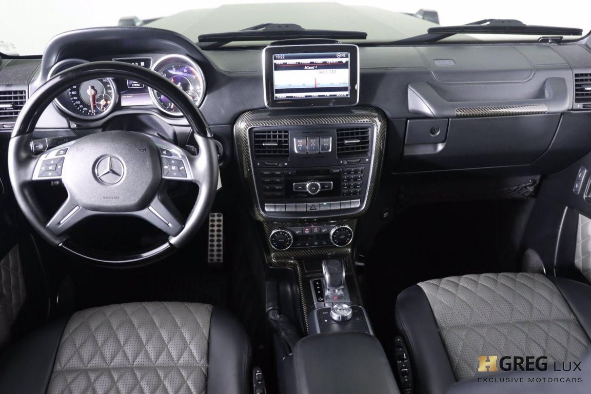 2015 Mercedes Benz G Class G 63 AMG #49
