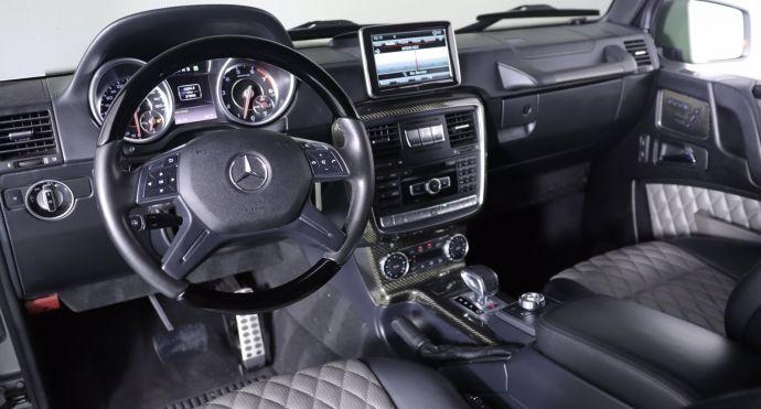 2015 Mercedes Benz G Class G 63 AMG #1