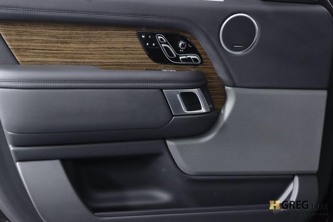 2020 Land Rover Range Rover P525 HSE #36