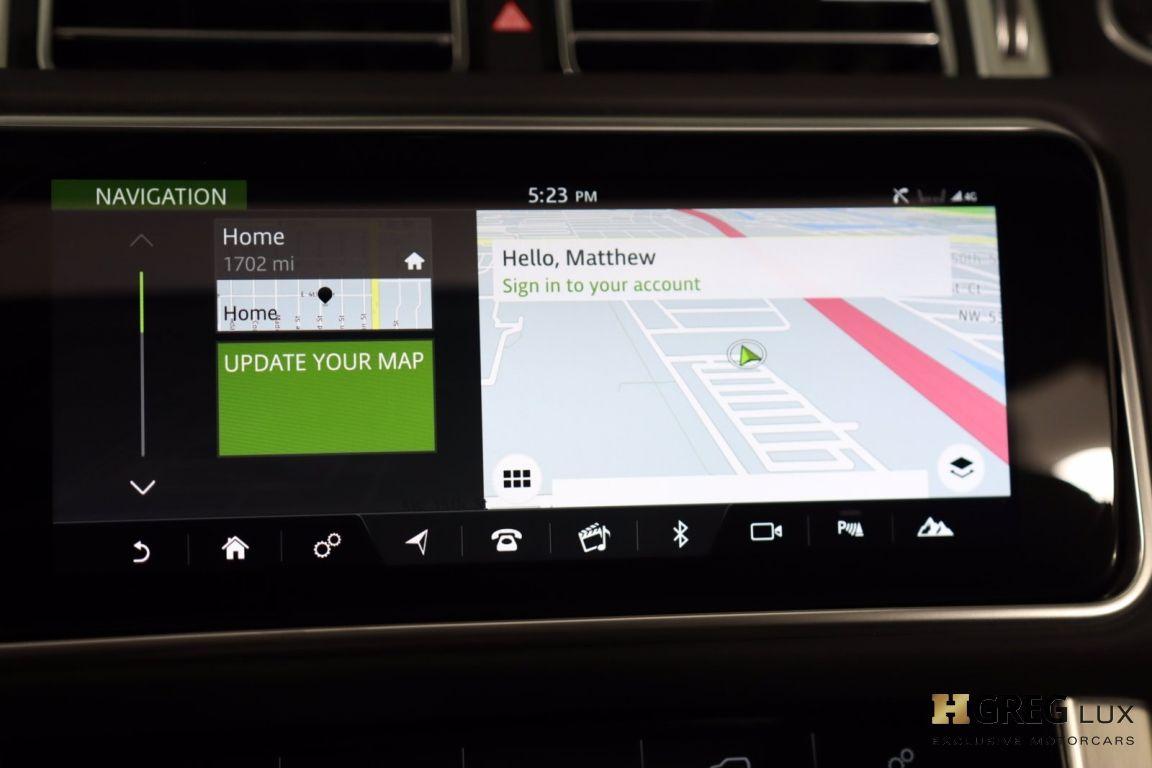 2020 Land Rover Range Rover P525 HSE #40