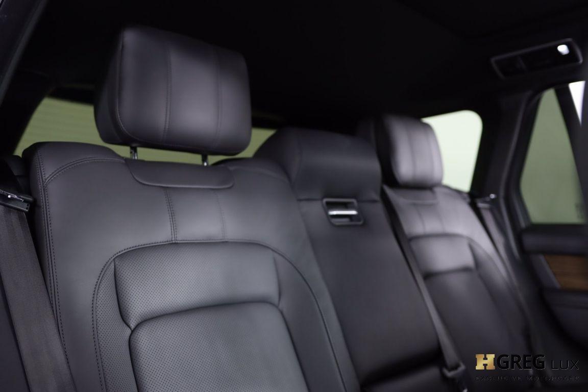 2020 Land Rover Range Rover P525 HSE #34