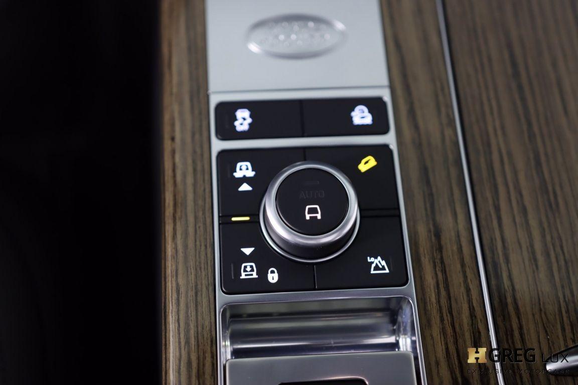 2020 Land Rover Range Rover P525 HSE #44