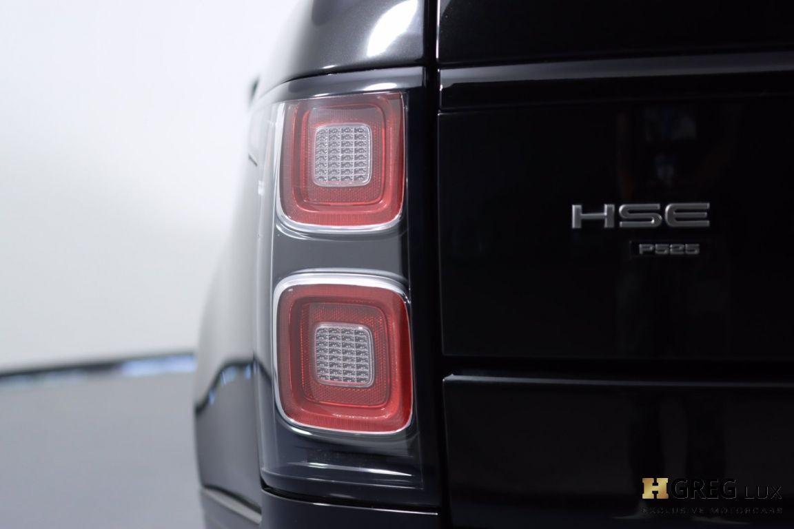 2020 Land Rover Range Rover P525 HSE #17