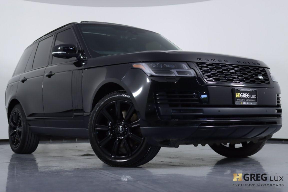 2020 Land Rover Range Rover P525 HSE #28