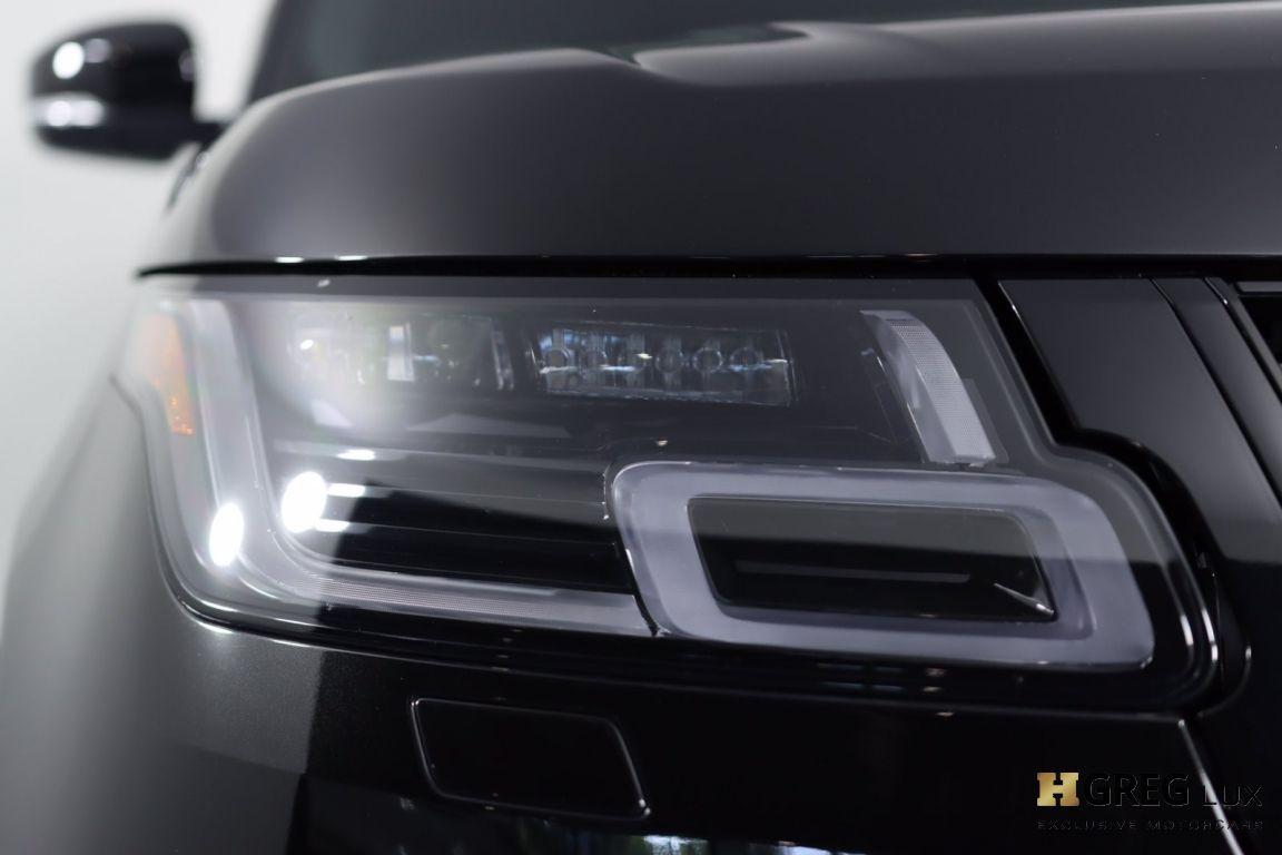 2020 Land Rover Range Rover P525 HSE #4