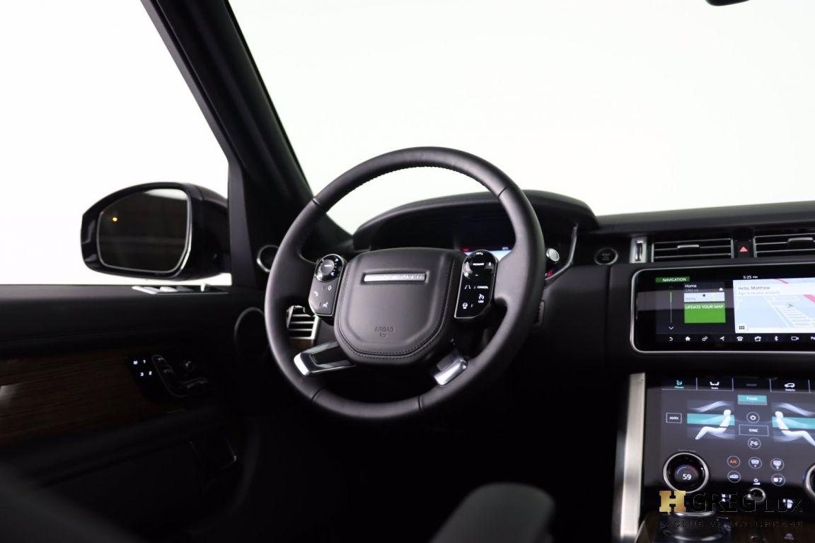 2020 Land Rover Range Rover P525 HSE #50