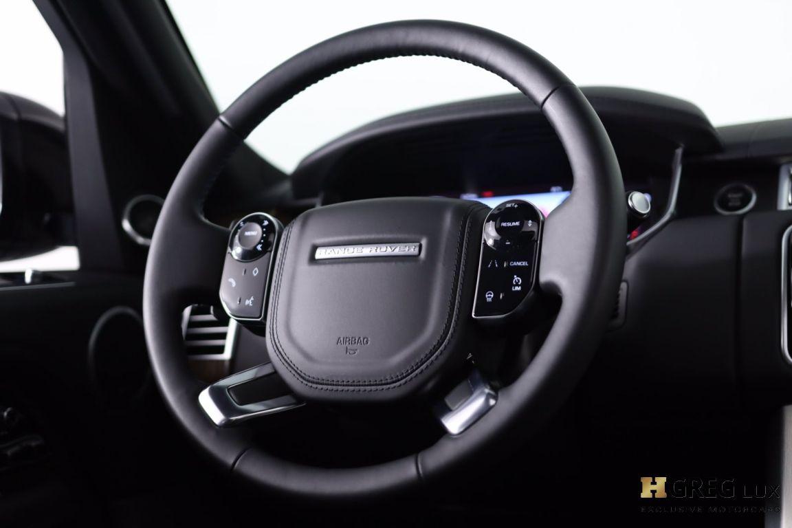 2020 Land Rover Range Rover P525 HSE #51