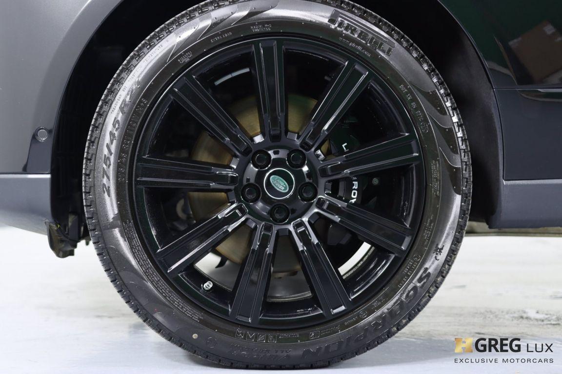 2020 Land Rover Range Rover P525 HSE #24