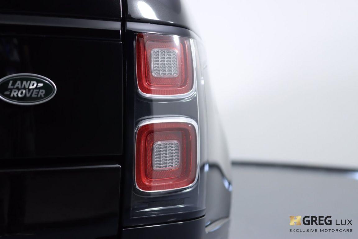 2020 Land Rover Range Rover P525 HSE #18