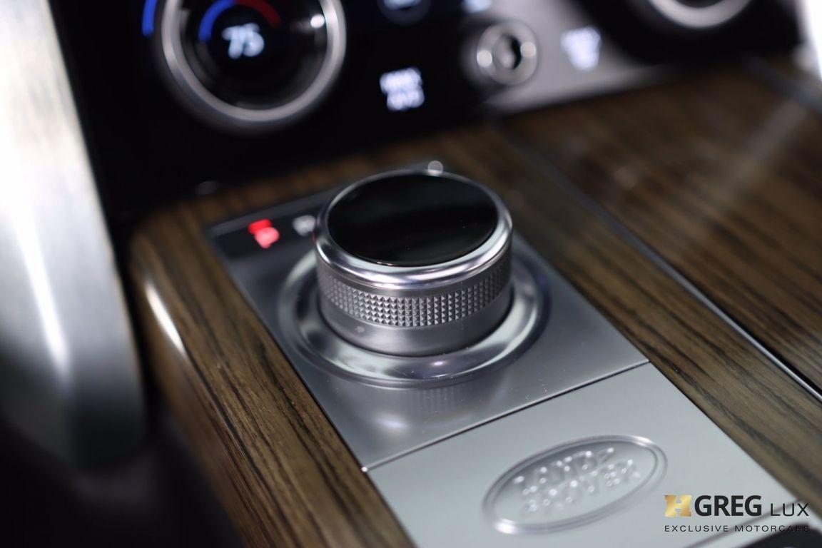 2020 Land Rover Range Rover P525 HSE #43