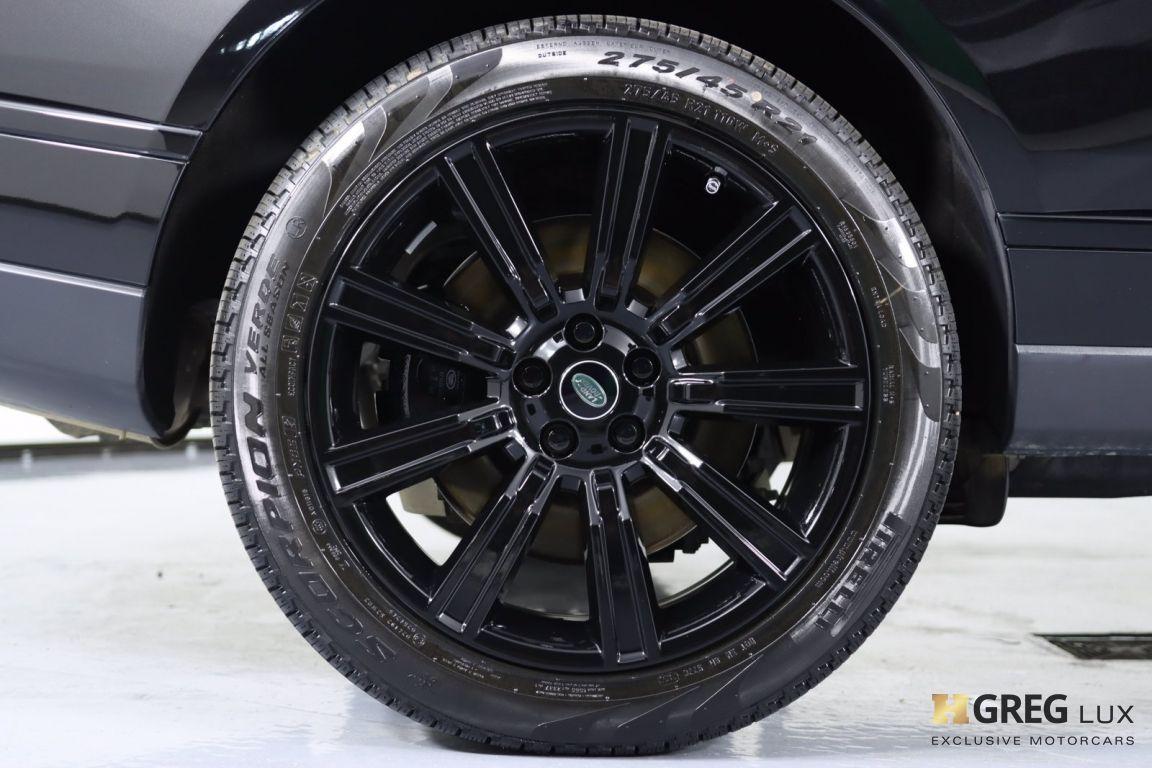 2020 Land Rover Range Rover P525 HSE #14