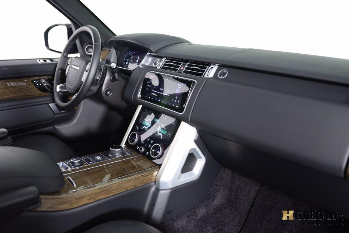 2020 Land Rover Range Rover P525 HSE #52