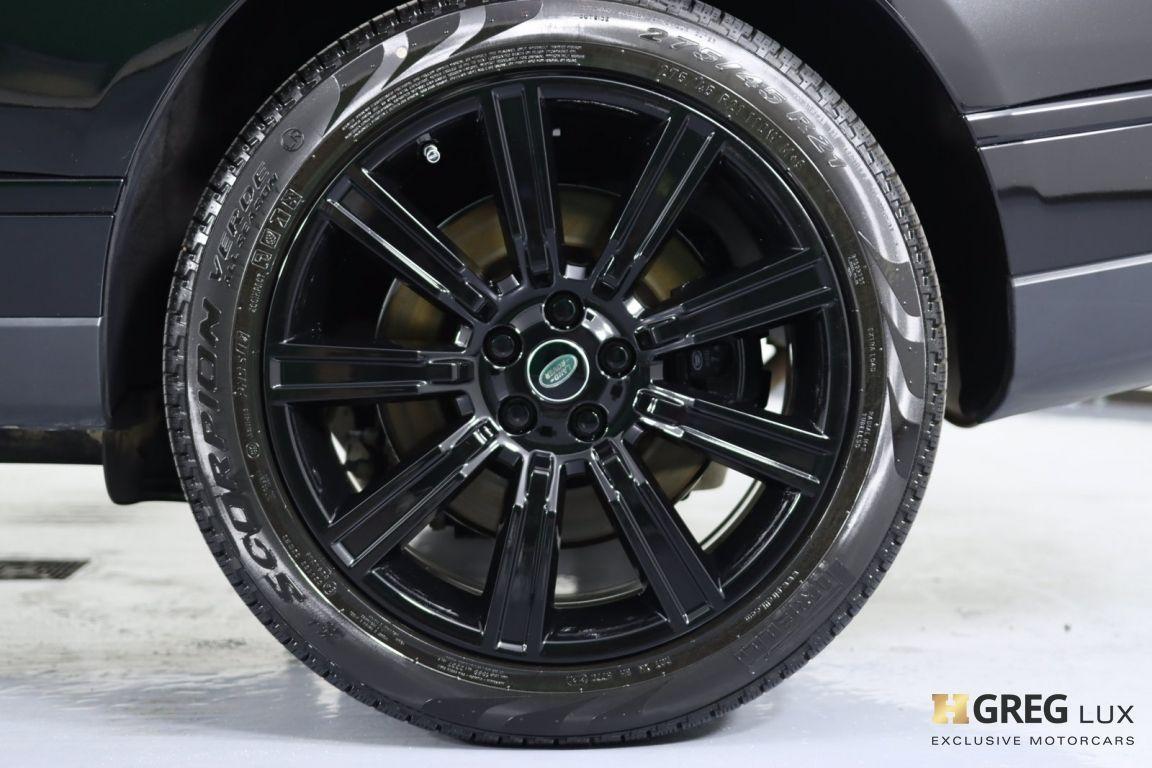 2020 Land Rover Range Rover P525 HSE #26
