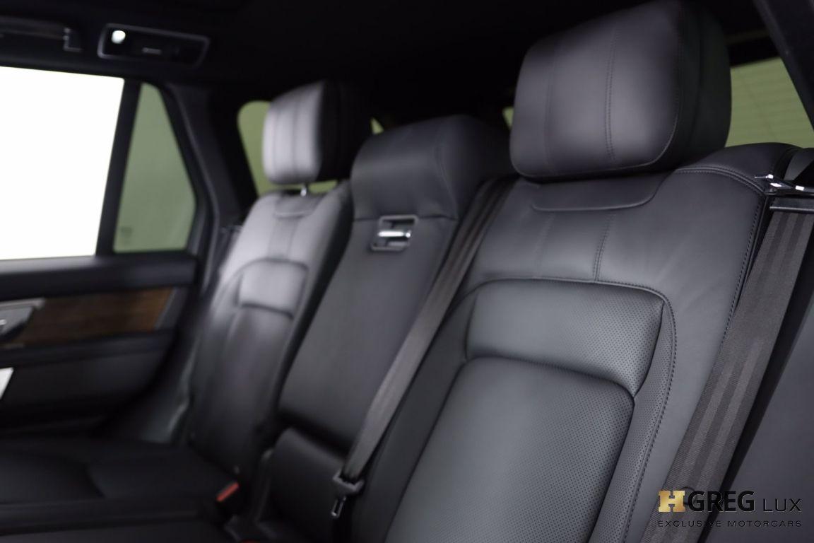 2020 Land Rover Range Rover P525 HSE #30