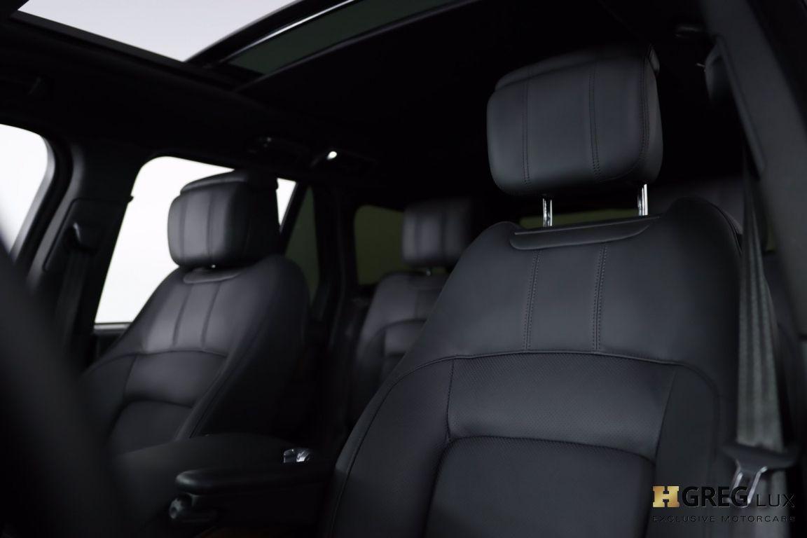 2020 Land Rover Range Rover P525 HSE #2