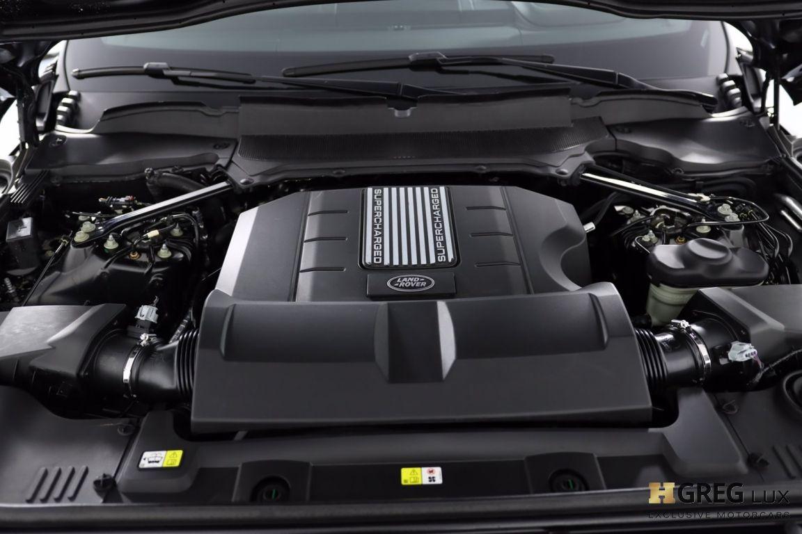2020 Land Rover Range Rover P525 HSE #54