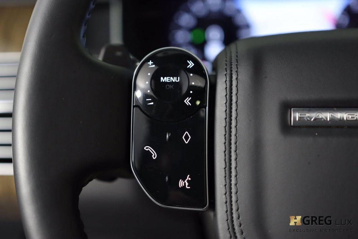 2020 Land Rover Range Rover P525 HSE #47