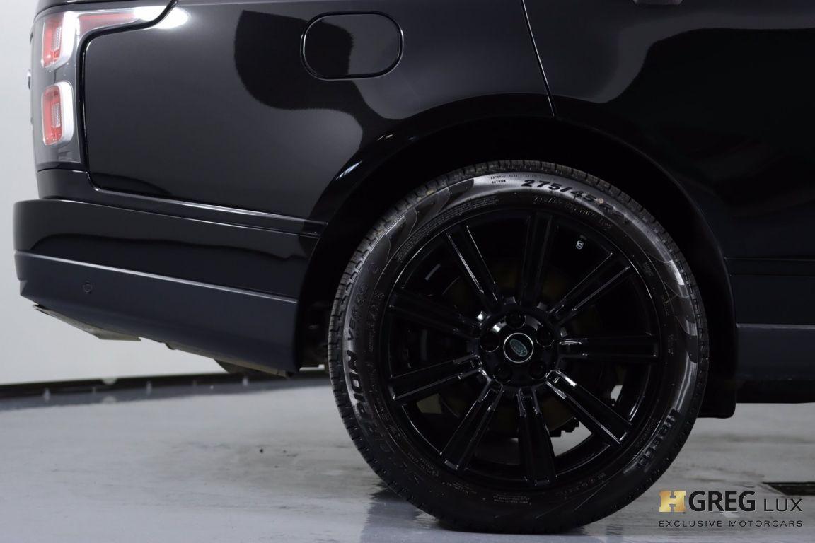 2020 Land Rover Range Rover P525 HSE #13
