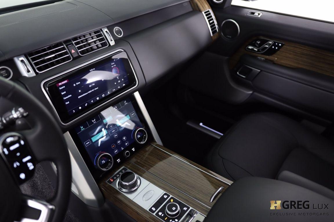 2020 Land Rover Range Rover P525 HSE #39