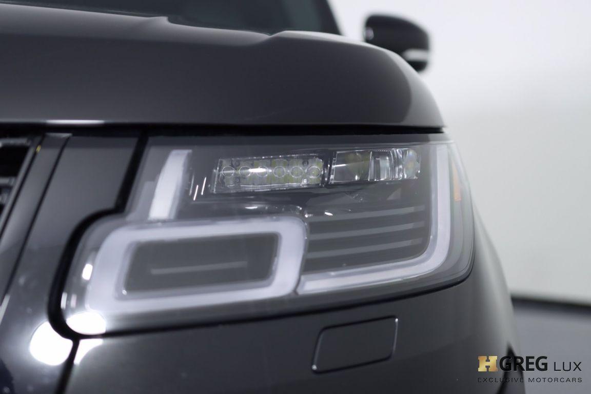 2020 Land Rover Range Rover P525 HSE #5