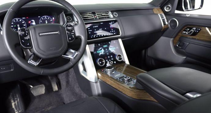 2020 Land Rover Range Rover P525 HSE #1