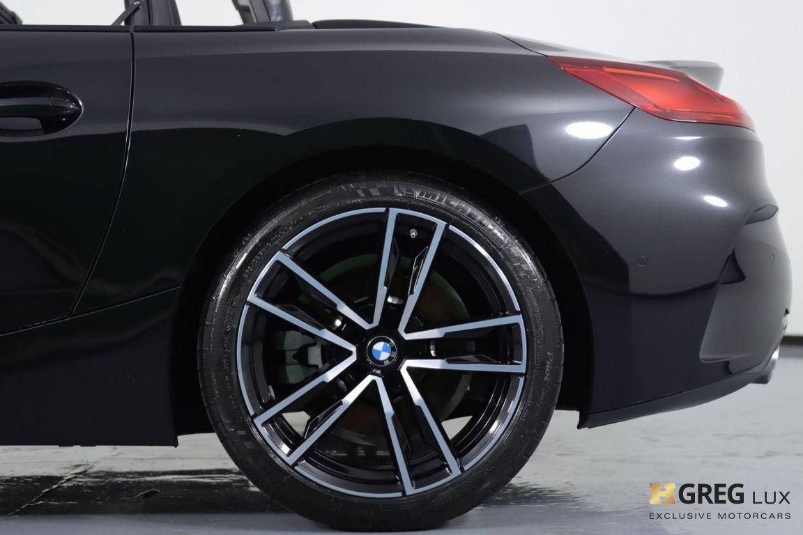 2019 BMW Z4 sDrive30i #25
