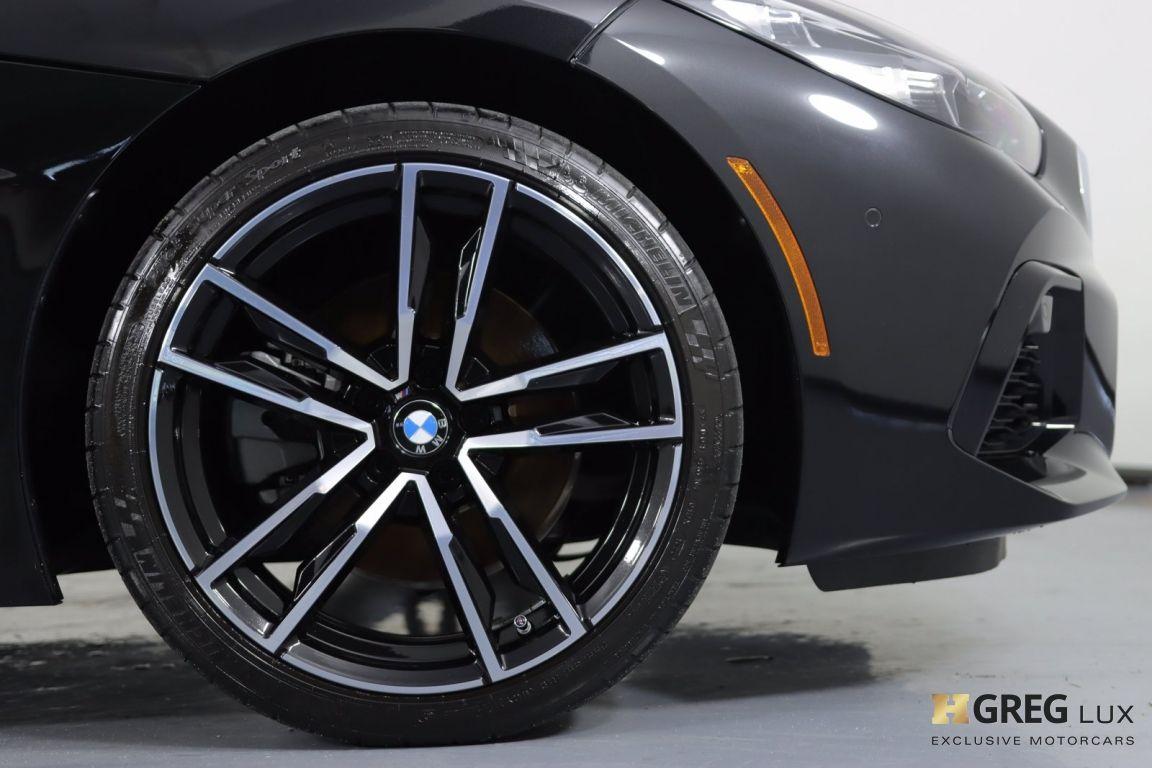 2019 BMW Z4 sDrive30i #12