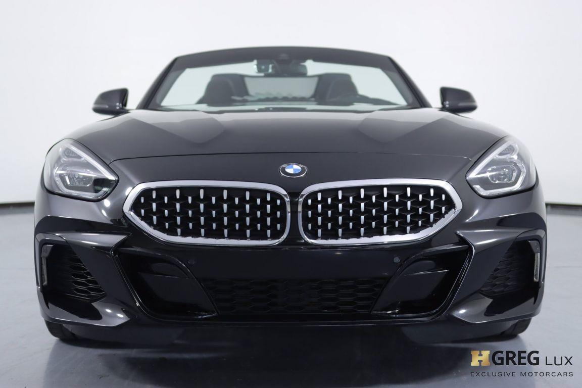 2019 BMW Z4 sDrive30i #4
