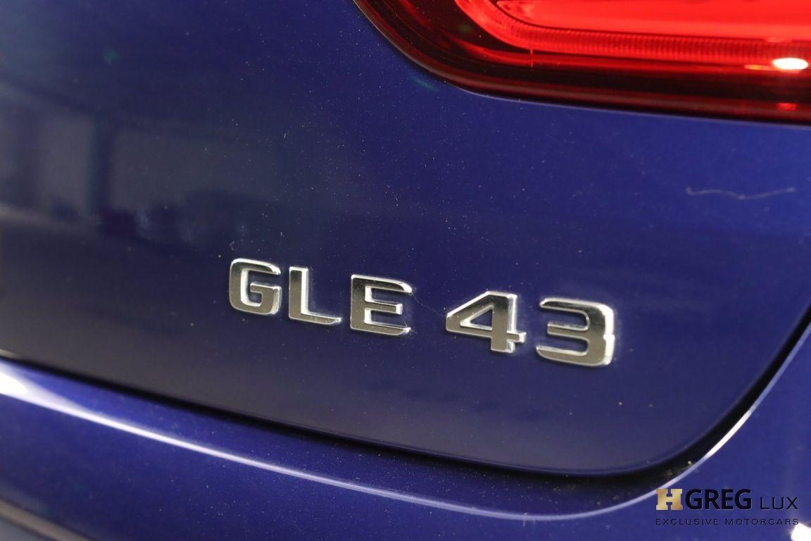 2019 Mercedes Benz GLE AMG GLE 43 #22