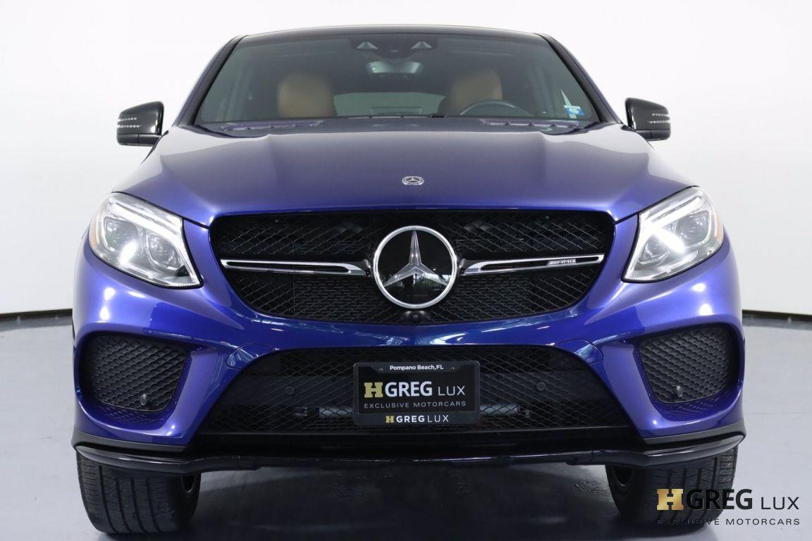 2019 Mercedes Benz GLE AMG GLE 43 #5