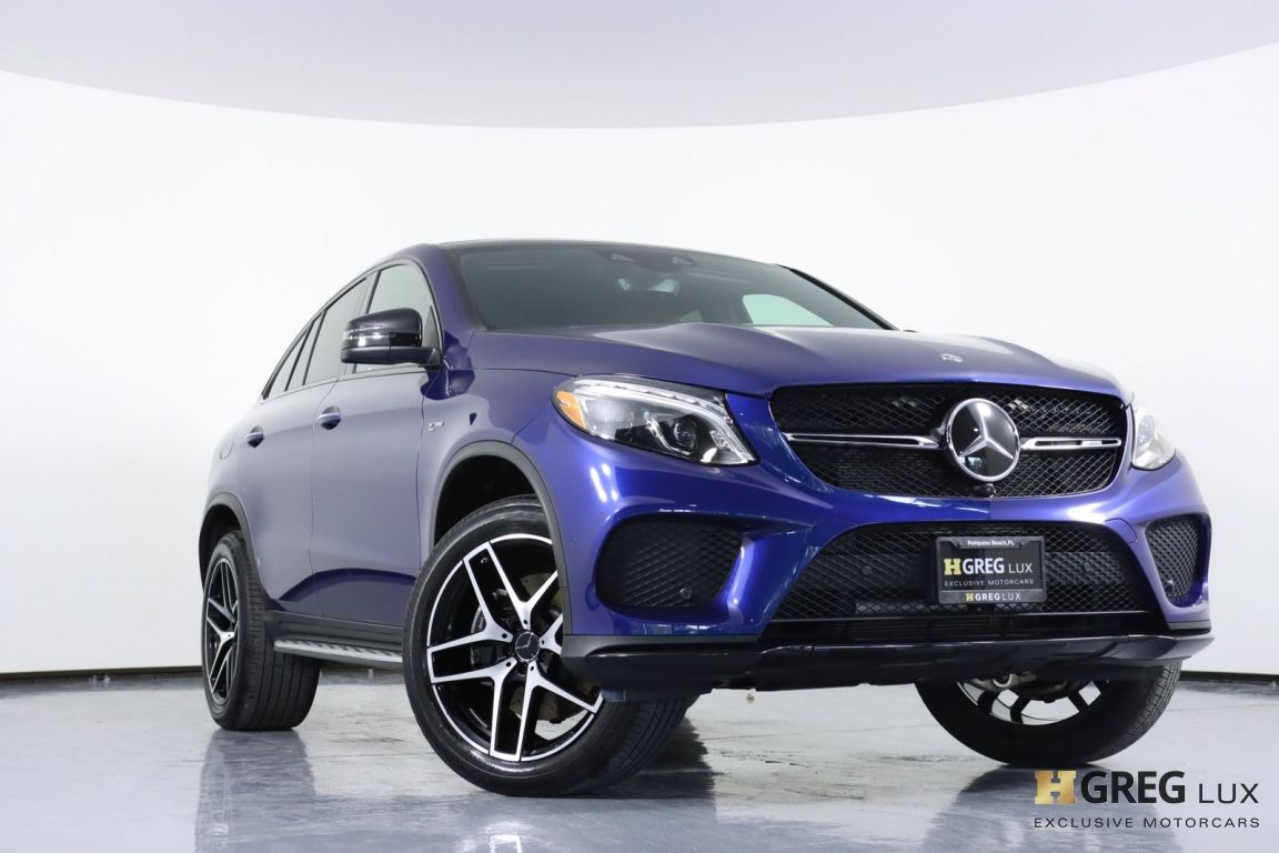 2019 Mercedes Benz GLE AMG GLE 43 #3