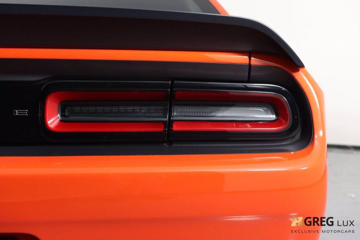 2019 Dodge Challenger SRT Hellcat Redeye #21