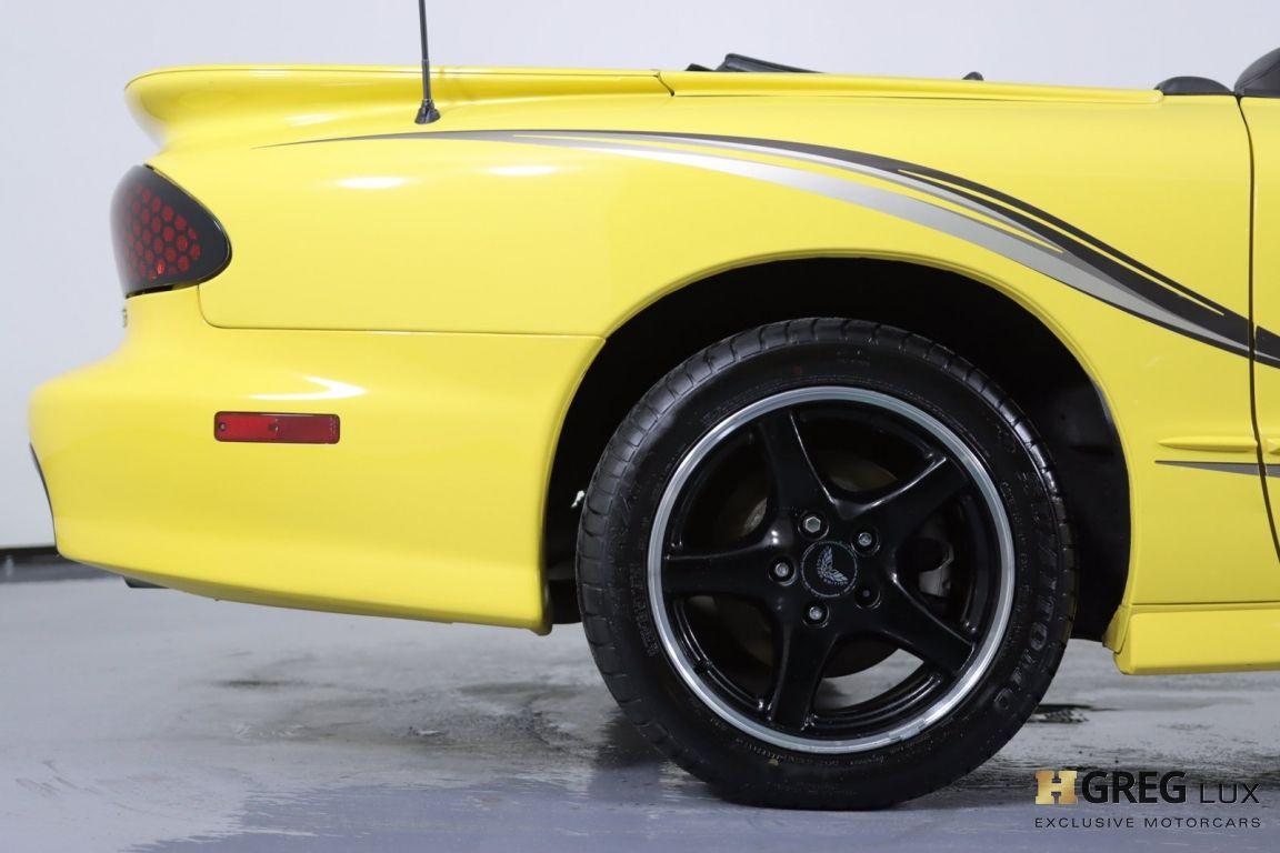 2002 Pontiac Firebird Trans Am #15