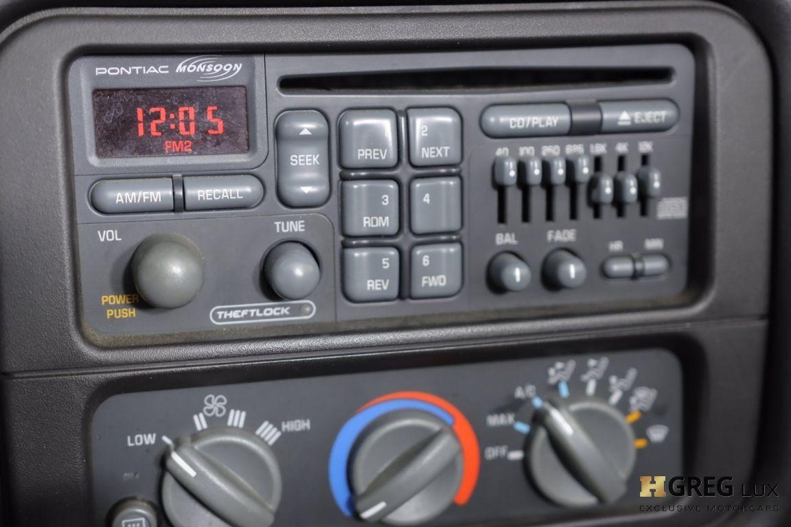 2002 Pontiac Firebird Trans Am #41