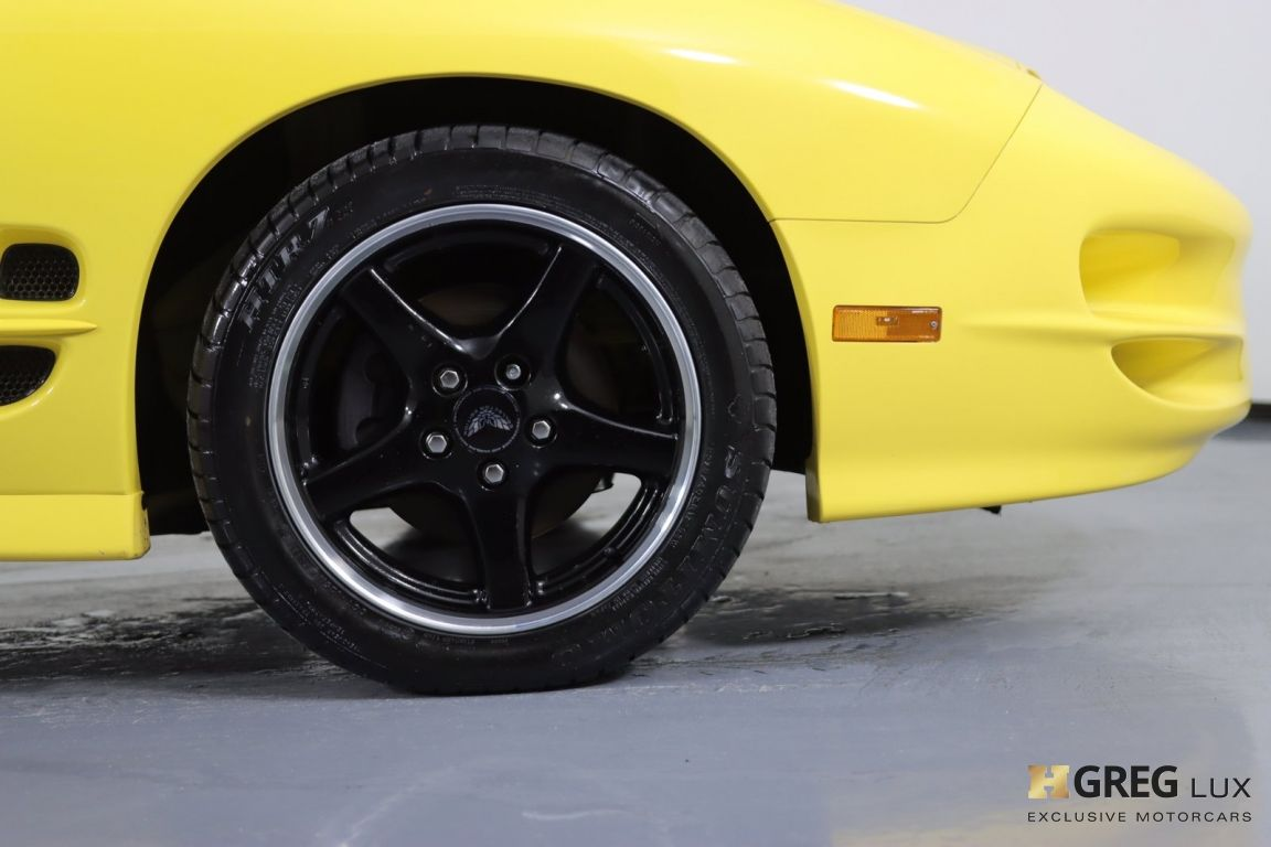 2002 Pontiac Firebird Trans Am #13