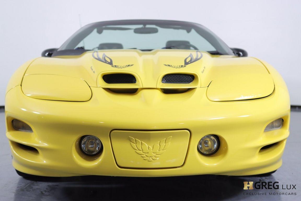 2002 Pontiac Firebird Trans Am #5
