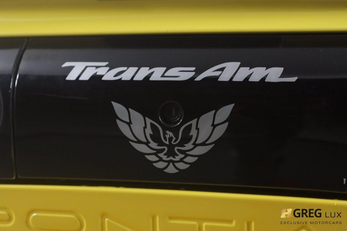 2002 Pontiac Firebird Trans Am #22
