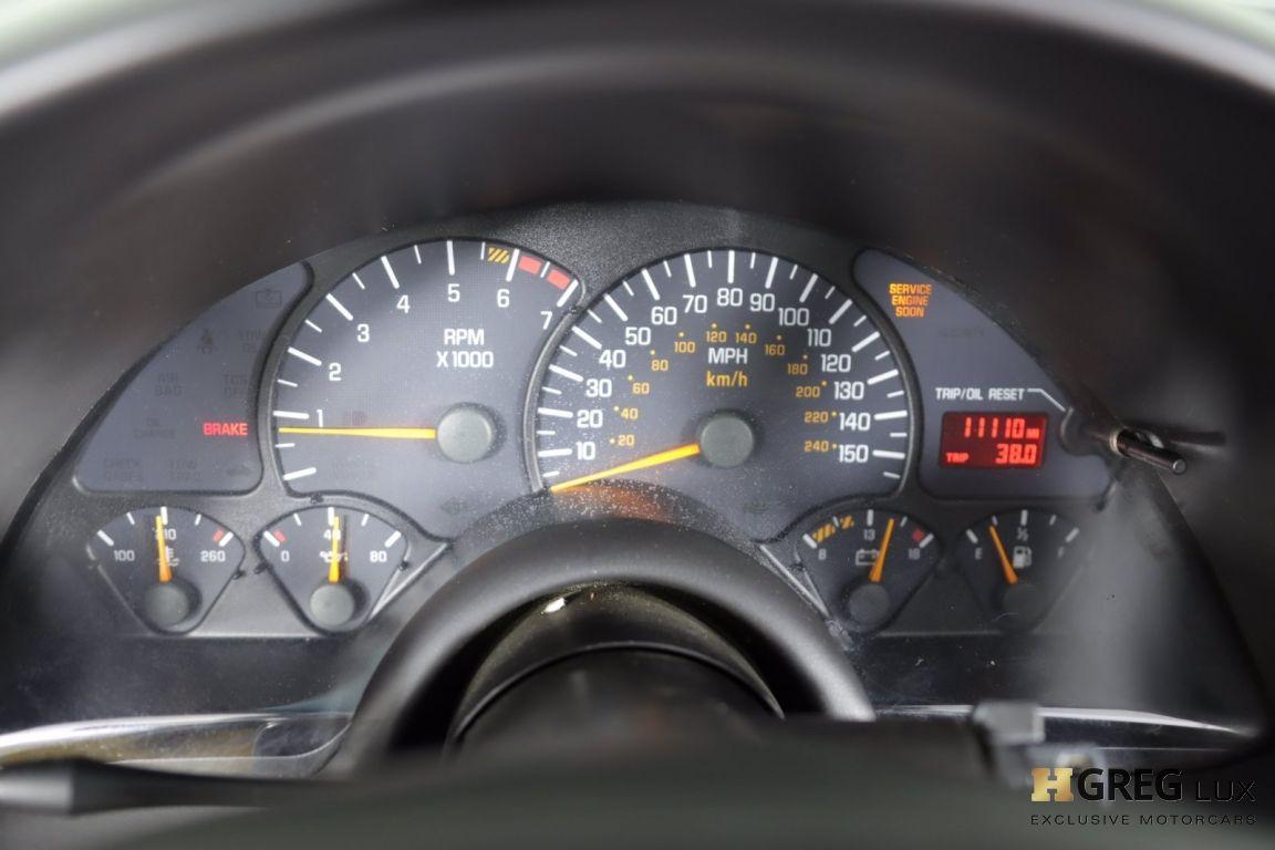 2002 Pontiac Firebird Trans Am #44