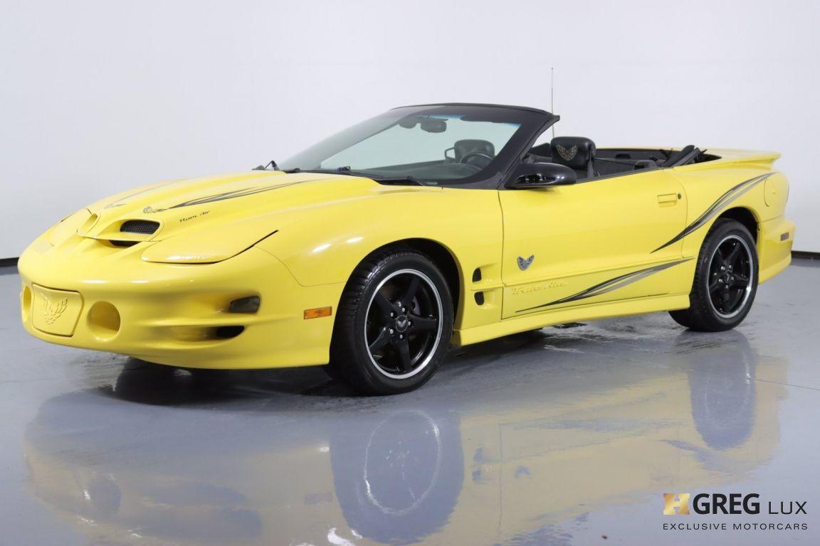 2002 Pontiac Firebird Trans Am #29