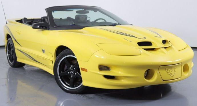 2002 Pontiac Firebird Trans Am #0