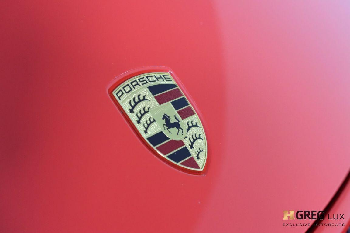 2018 Porsche 911 GT3 #15