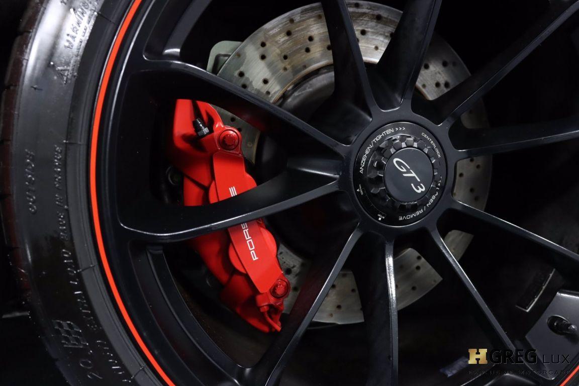 2018 Porsche 911 GT3 #27
