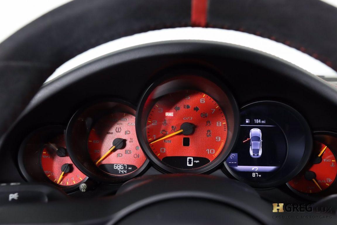 2018 Porsche 911 GT3 #44