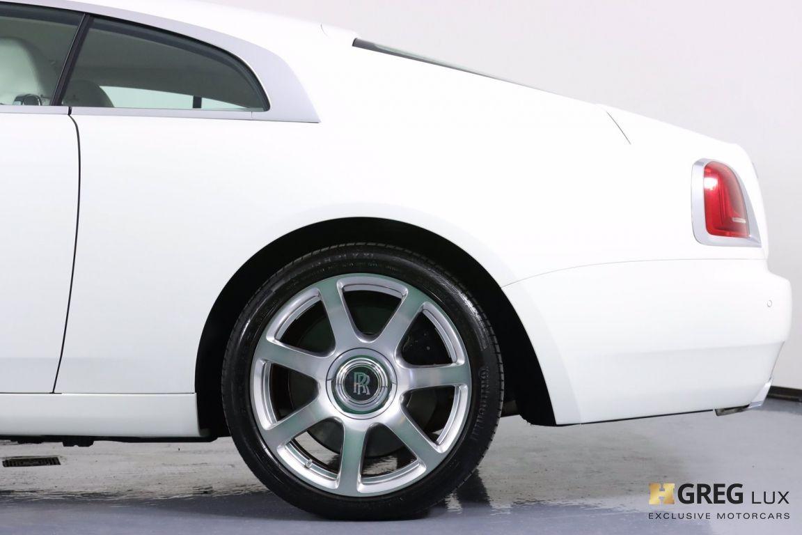 2016 Rolls Royce Wraith  #27